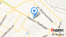 Аптека-склад на карте