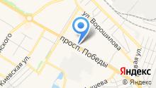 Рубль Бум на карте