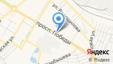 Платежный терминал, Поволжский банк Сбербанка России на карте