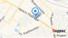 Магазин светотехники и электротехнической продукции на карте