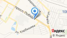 ЖАКЛИН на карте