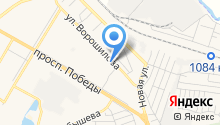 Почтовое отделение №201 на карте