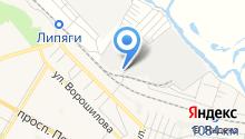 Нефтехимпроект, ЗАО на карте