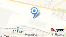 АВИАКОР-Железобетон на карте
