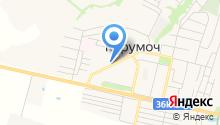 Центр по делам ГО и ЧС Самарской области на карте