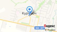 Магазин инструментов и сантехники на карте