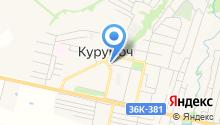Курумоченское сельпо на карте