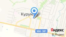 Администрация сельского поселения Курумоч на карте