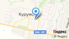 ПЖРТ сельского поселения Курумоч на карте