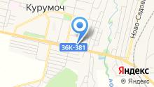 Отдел МВД России по Волжскому району на карте