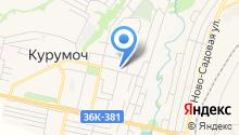 Средняя общеобразовательная школа им. А.И. Кузнецова с дошкольным отделением на карте