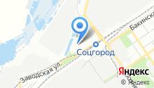 ВолгаПромБетон на карте