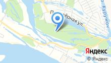 Волжанка на карте