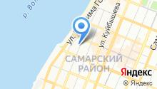 Annet-baden на карте