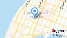 Ярмарки Самары на карте