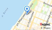 Cherry Hostel на карте