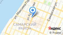 Body Charm на карте