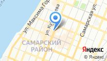 Comazo на карте