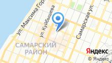 Cafе Visage на карте