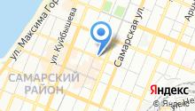 BLNC на карте