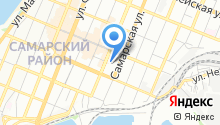 City Line на карте