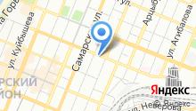 CREW на карте