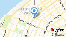 Webvertex на карте