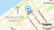 Babochka на карте