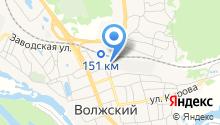 Агентство безопасности на карте