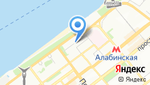 Альтера-Холдинг на карте