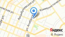 City Джинс на карте