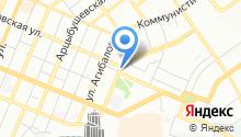 АКБ Газбанк на карте