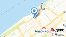 Самарский центр заточки на карте