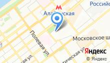 РКЦ Прогресс на карте