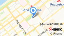 Антея на карте