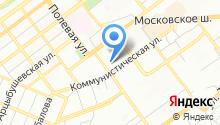 Дизайн-студия Дмитрия Леонова на карте