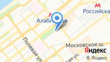 Федерация шахмат Самарской области на карте