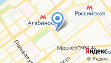 Нотариус Ильина Н.Ю. на карте