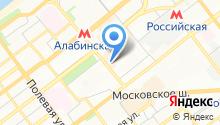 PRO you на карте