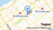 Инфокон на карте