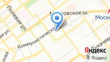 СДЮСШОР №5 по спортивной и художественной гимнастике на карте