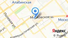 ОПЕРЕТТА на карте