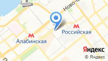 Детская художественная школа №1 им. Г.Е. Зингера на карте