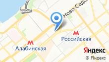 Практик-Самара на карте
