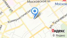 3 отряд ФПС по Самарской области на карте