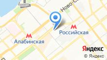 Проспект Инвест на карте