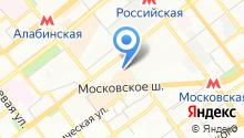 13-ый этаж на карте