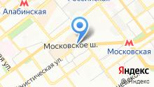 CloudCafe на карте