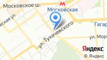 Bennecke на карте