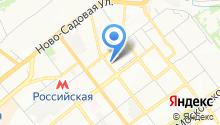 Центр защиты автовладельцев Самары - Юридическая фирма по защите прав водителей и пешеходов на карте